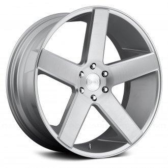 DUB® - BALLER Brushed Silver