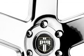 DUB® - BALLER Chrome Close-Up