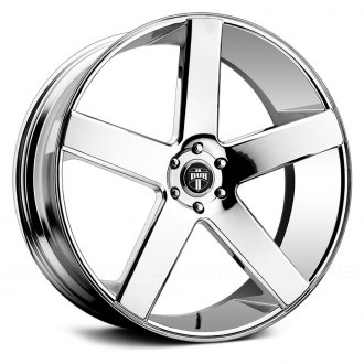 DUB® - S115 BALLER Chrome