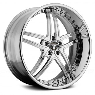 DUB® - C-16 AXIOM 3PC Chrome