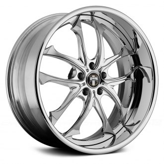 DUB® - C-18 TRITON 3PC Chrome