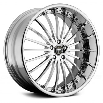 DUB® - C-21 RHYME 3PC Chrome