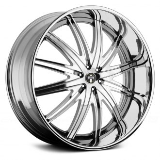DUB® - C-22 FLEX 3PC Chrome