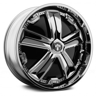 DUB® - CYPHEN Chrome with Black Base