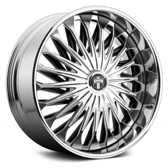 DUB® - FATE Chrome with Black Base