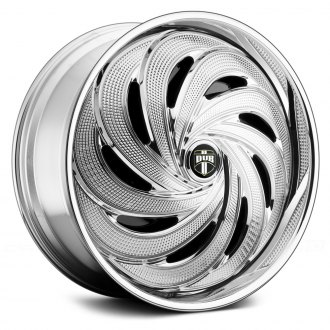 DUB® - FLO Chrome with Black Base