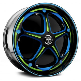 DUB® - HAVOK Custom Painted