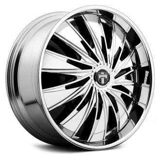 DUB® - LIXX Chrome with Black Base