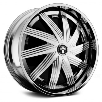 DUB® - NOLIA Chrome with Black Base