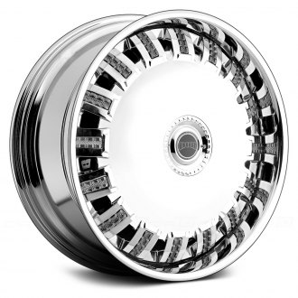 DUB® - OPERA Chrome with Black Base