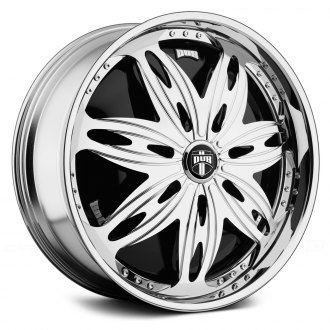 DUB® - RAVENOUS Chrome with Black Base
