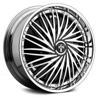 DUB® - REBELLION Chrome with Black Base