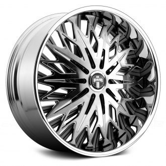 DUB® - SAVANT Chrome with Black Base