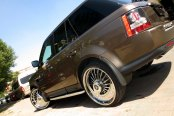 DUB® - SHOKKA Chrome on Land Rover Range Rover Sport
