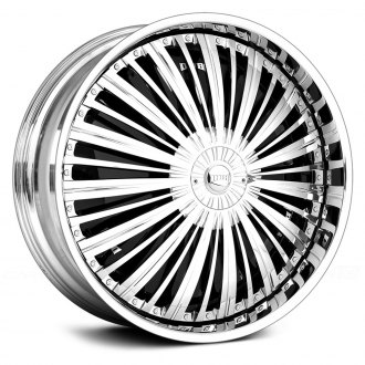 DUB® - SHOWTIME Chrome with Black Base