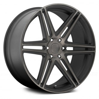 DUB® - SKILLZ Black with Machined Face and Dark Tint