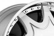 DUB® - STASHOLA Chrome with Black Base Close-Up