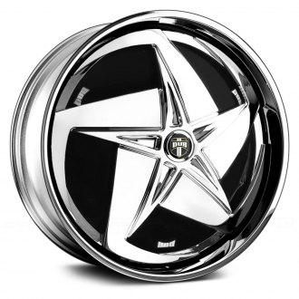 DUB® - SWERV Chrome with Black Base