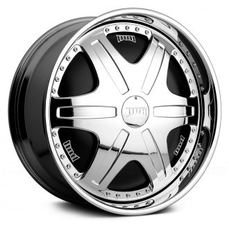 DUB® - TRUMP Chrome with Black Base