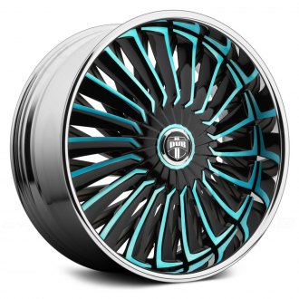 DUB® - TURBINE Custom Painted