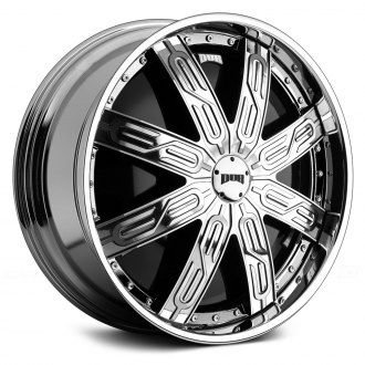 DUB® - TYCOON Chrome with Black Base