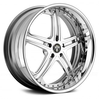 DUB® - X-10 WHIP 3PC Chrome