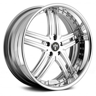 DUB® - X-11 FIVEPLEX 3PC Chrome