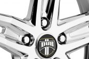 DUB® - X-14 INSURRECTION Chrome Close-Up