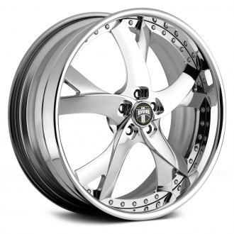 DUB® - X-16 AUDI 3PC Chrome