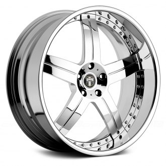 DUB® - X-23 LLC 3PC Chrome