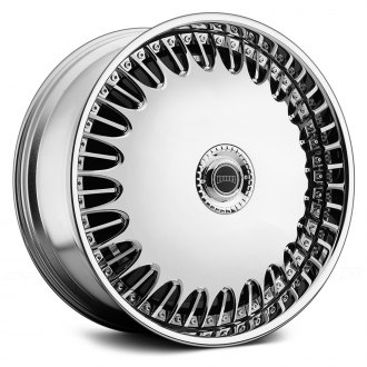 DUB® - X-50 BILLIONAIRE 3PC Chrome
