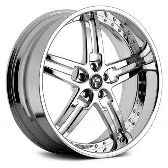 DUB® - X-54 PARAGON 3PC Chrome