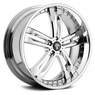 DUB® - X-59 PHASE 3PC Chrome