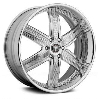 DUB® - X-62 DREADS 3PC Chrome