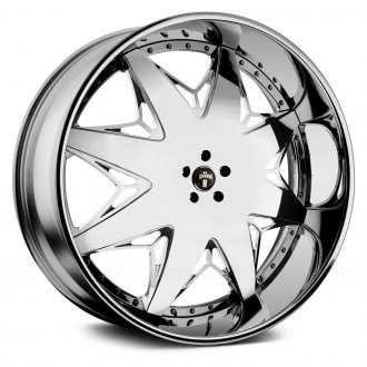 DUB® - X-69 3PC Chrome