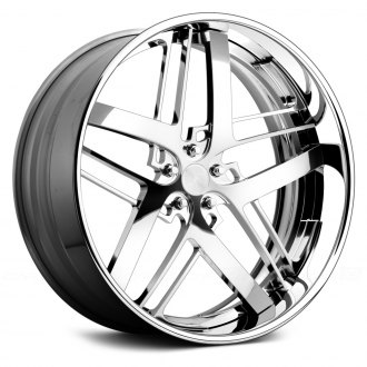 DUB® - X-82 EXOTICA 3PC Chrome