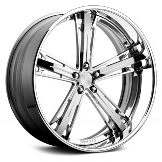 DUB® - X-83 MALICE 3PC Chrome