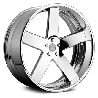 DUB® - X-84 BALLER 3PC Chrome