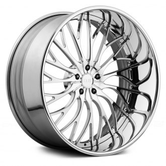 DUB® - X-86 TRIKK 3PC Chrome