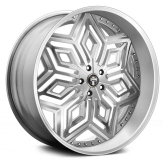 DUB® - X-87 CHRON 3PC Brushed