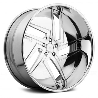 DUB® - XA-10 RACKZ 3PC Chrome