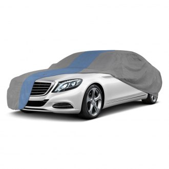 Duck Covers® - Defender Indoor Light Gray Car Cover