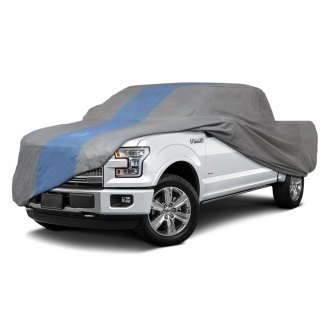 Duck Covers® - Defender Indoor Light Gray Truck Cover
