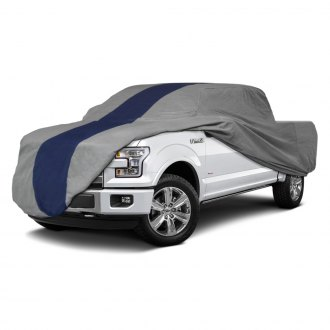 Duck Covers® - Double Defender Gray Truck Cover