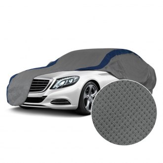 Duck Covers® - Weather Defender Gray Car Cover