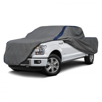 Duck Covers® - Weather Defender Gray Truck Cover