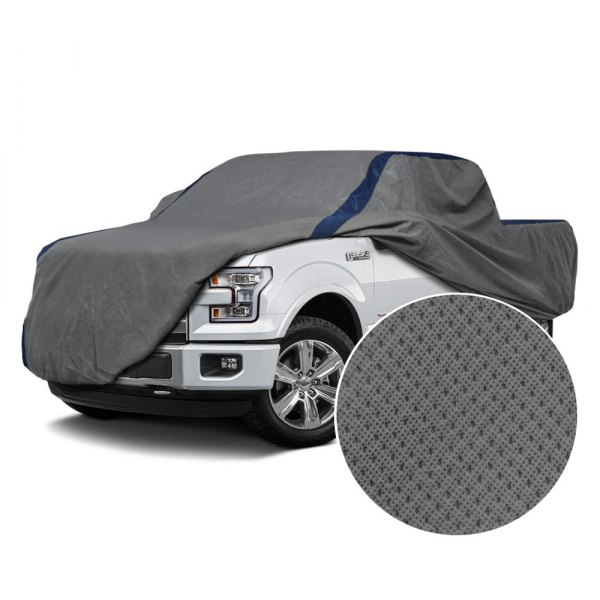 Duck Covers A3t197 Weather Defender Gray Car Cover