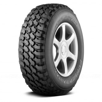 DUNLOP® - MUD ROVER Tire Protector Close-Up