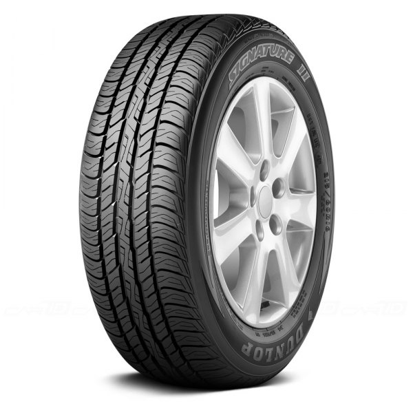 DUNLOP® - SIGNATURE II Tire