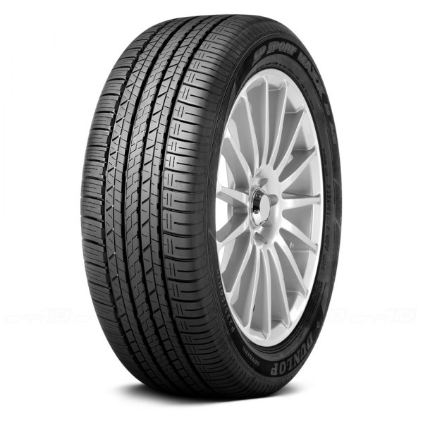 DUNLOP® - SP SPORT MAXX A1 Tire Protector Close-Up